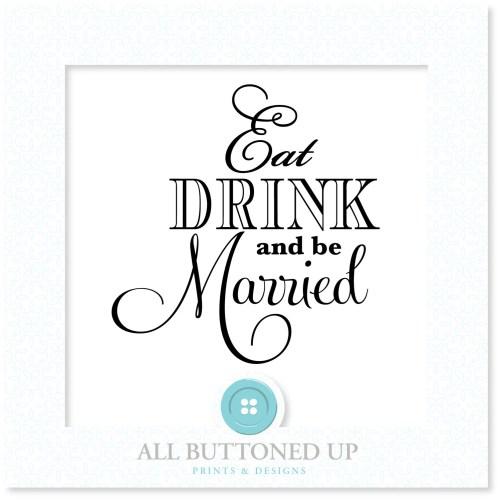 Special Eat Drink Be Married Digital Cut Jpg Eat Drink Be Married Digital Cut Jpg From Eat Drink Be Married Wedding Invitations Be Married Napkins Eat Drink