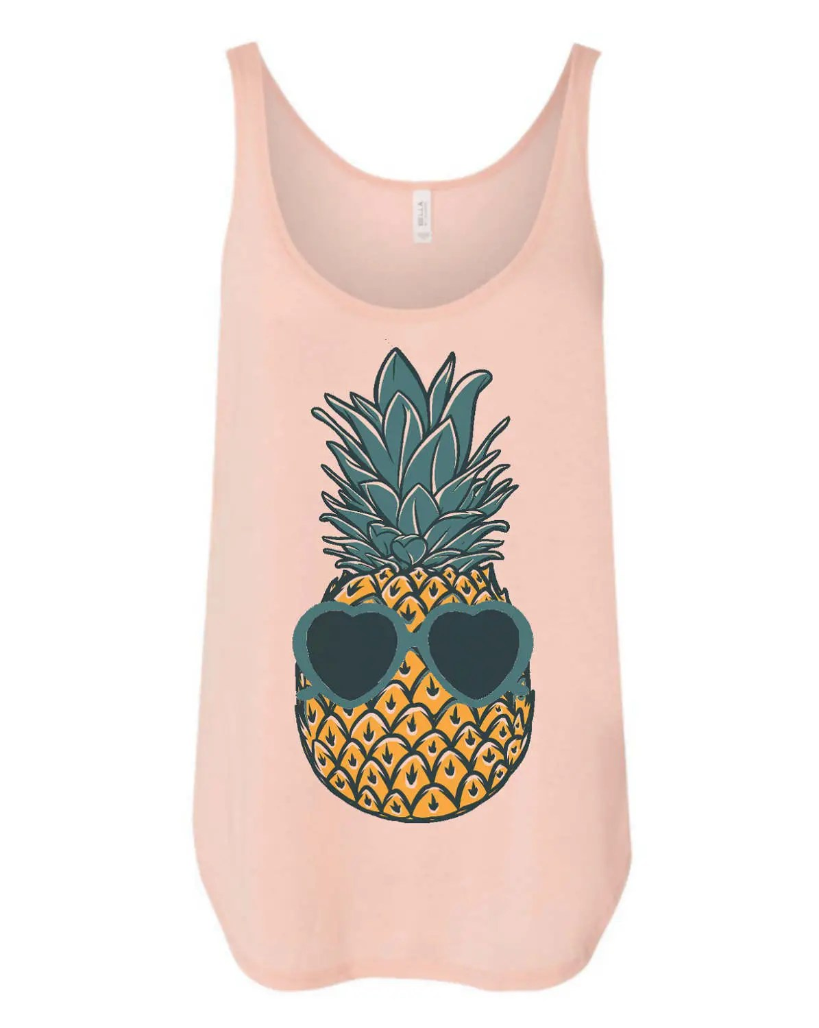 Pineapple With Sunglasses Tumblr Womens Boho Pineapple Shirt Pineapple Sunglasses Trendy
