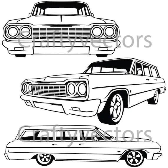 1966 chevrolet station wagon