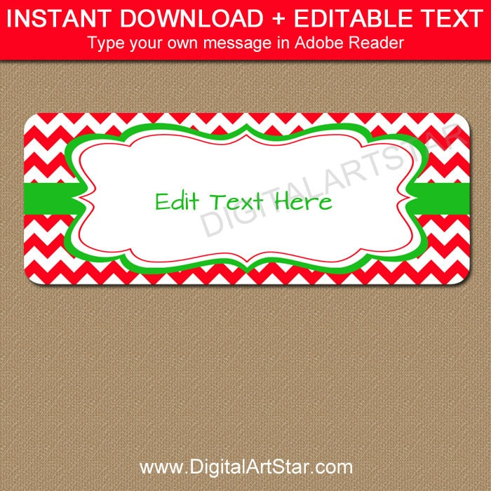 holiday address labels template - Yenimescale - Address Label Template