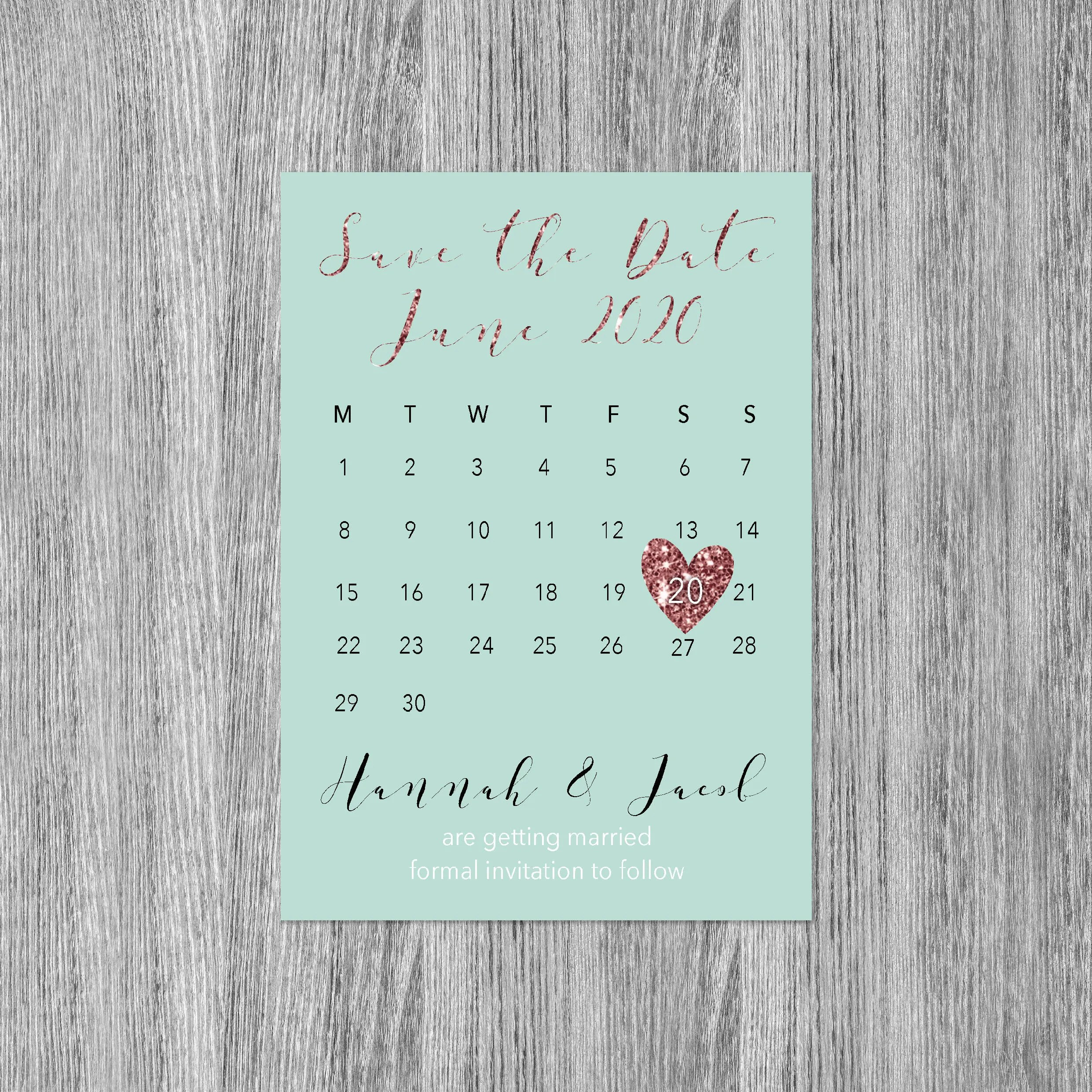 Fullsize Of Cheap Save The Date Magnets