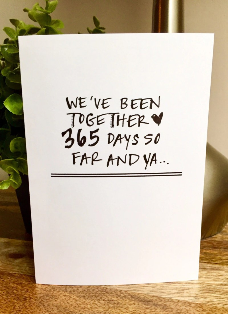 Large Of Anniversary Card Ideas