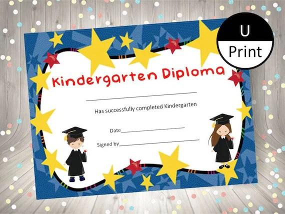 kindergarten graduation certificate - Apmayssconstruction