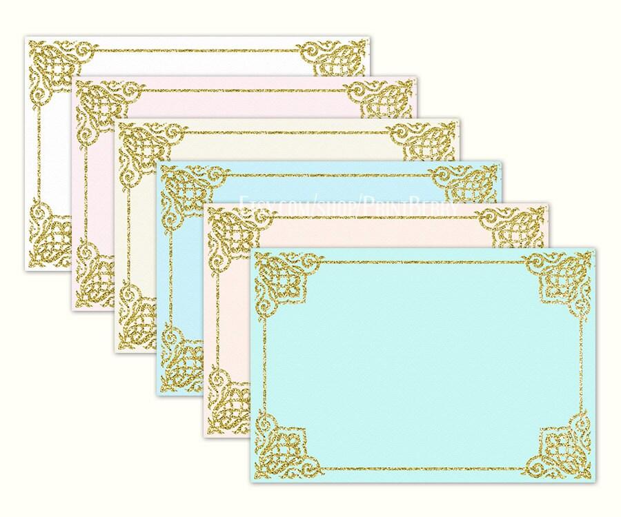 printable envelope templates - Acurlunamedia