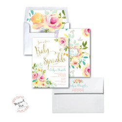 Small Crop Of Baby Sprinkle Invitations