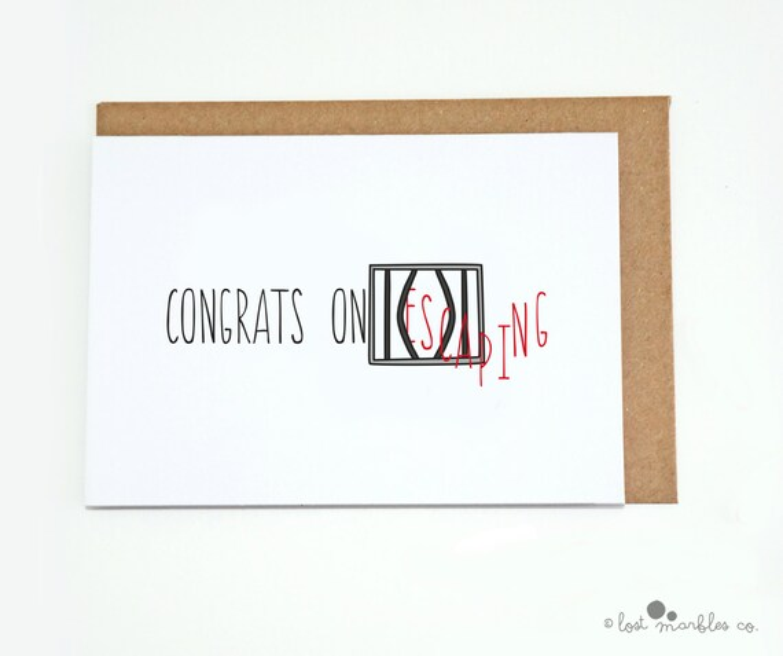 congratulations new job card - Gottayotti - new job cards