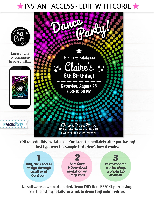 invitation software download - Josemulinohouse - birthday invitation software