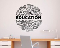 Classroom wall decal