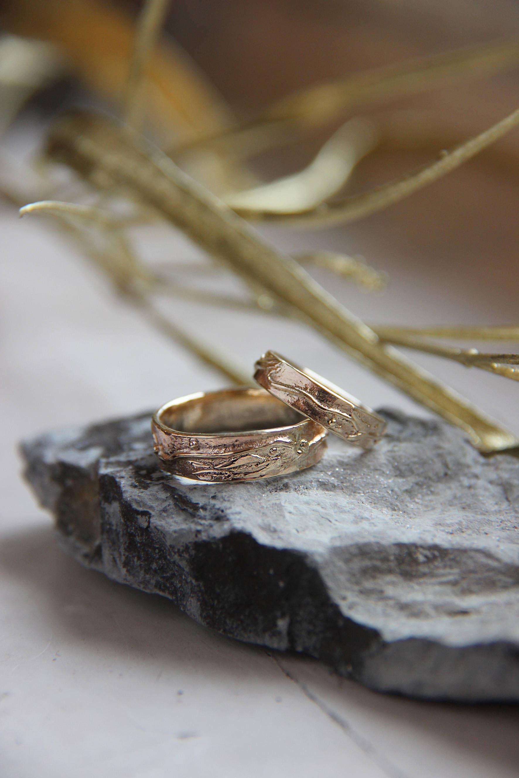 Perky Wedding G Wedding Textured Wedding Wedding Wedding Band Rustic Wedding Ring Wedding G Wedding Textured Wedding Ring Wedding Rings San Francisco Wedding Rings Cheap wedding rings Unique Wedding Rings