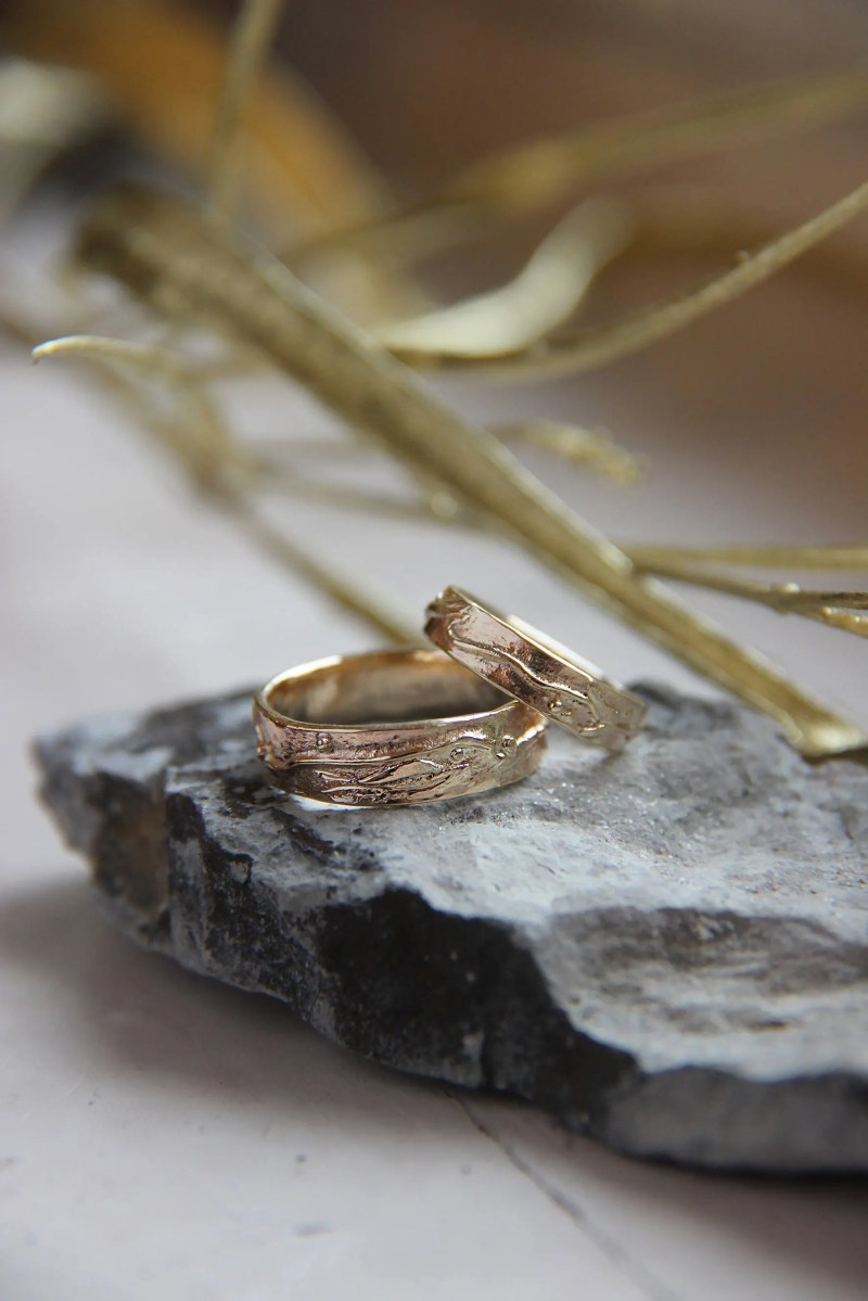 Large Of Unique Wedding Rings