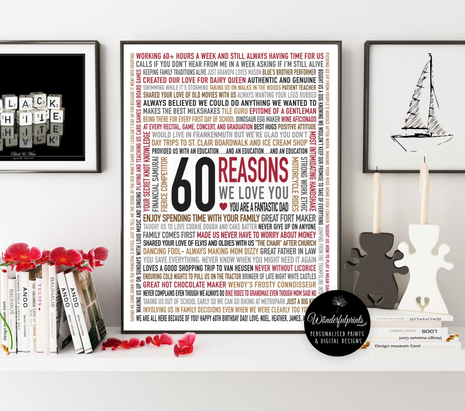 60Th Birthday Gifts For Dad India