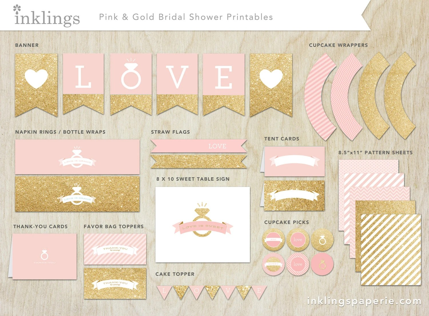 free printable bridal shower banners - Josemulinohouse