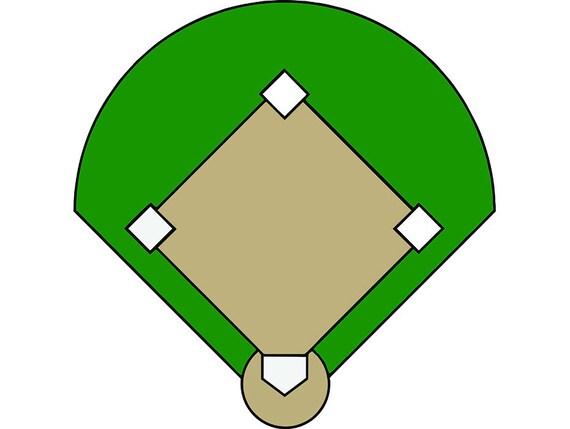 baseball field lineup - Minimfagency - baseball field template