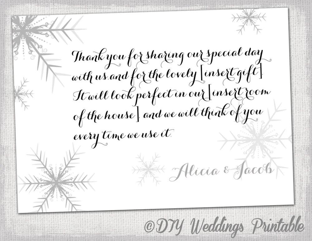 wedding thank you card template - Onwebioinnovate