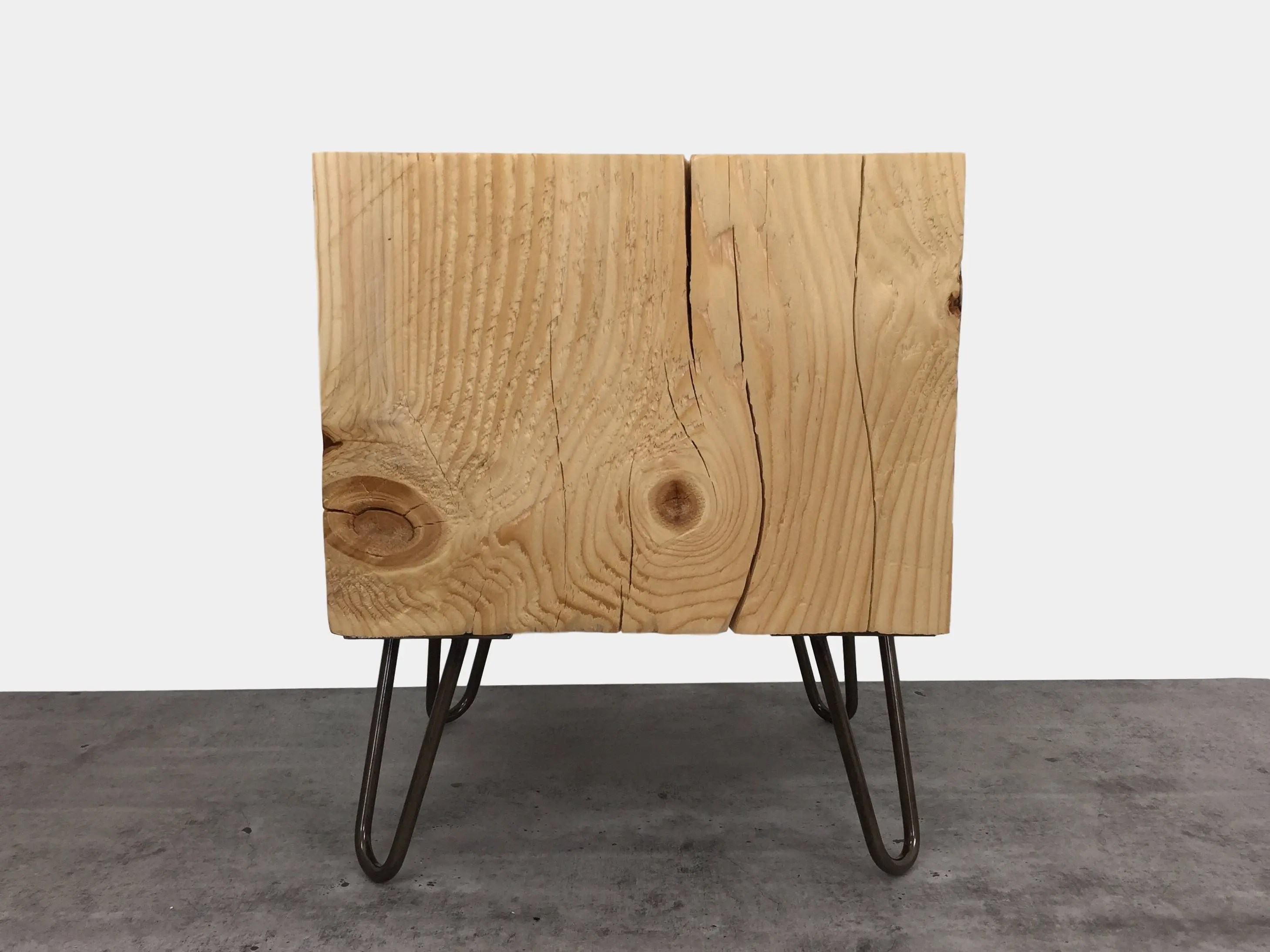Wood Block End Tables Timber Side Table Wood Block Coffee Table End Table Tree