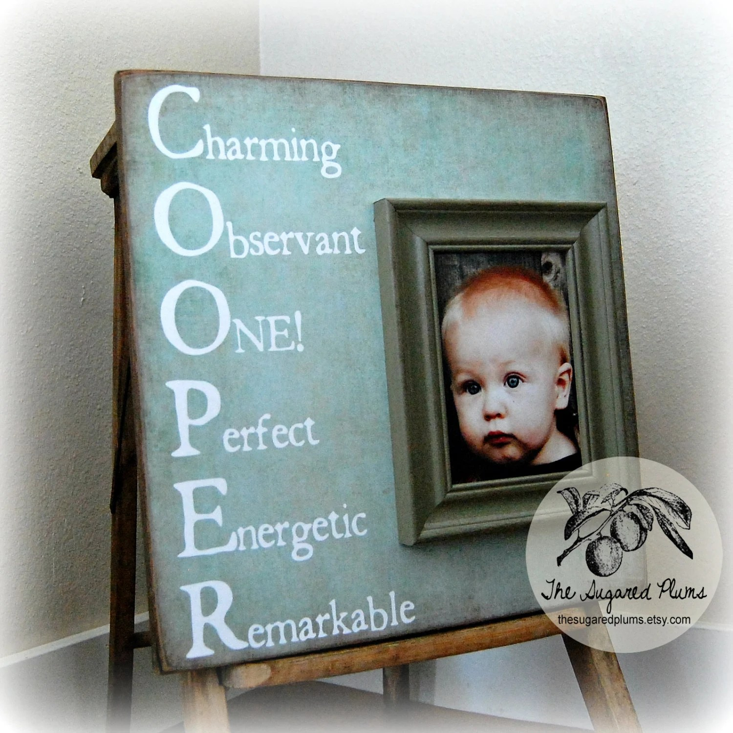 Fullsize Of Personalized Picture Frames