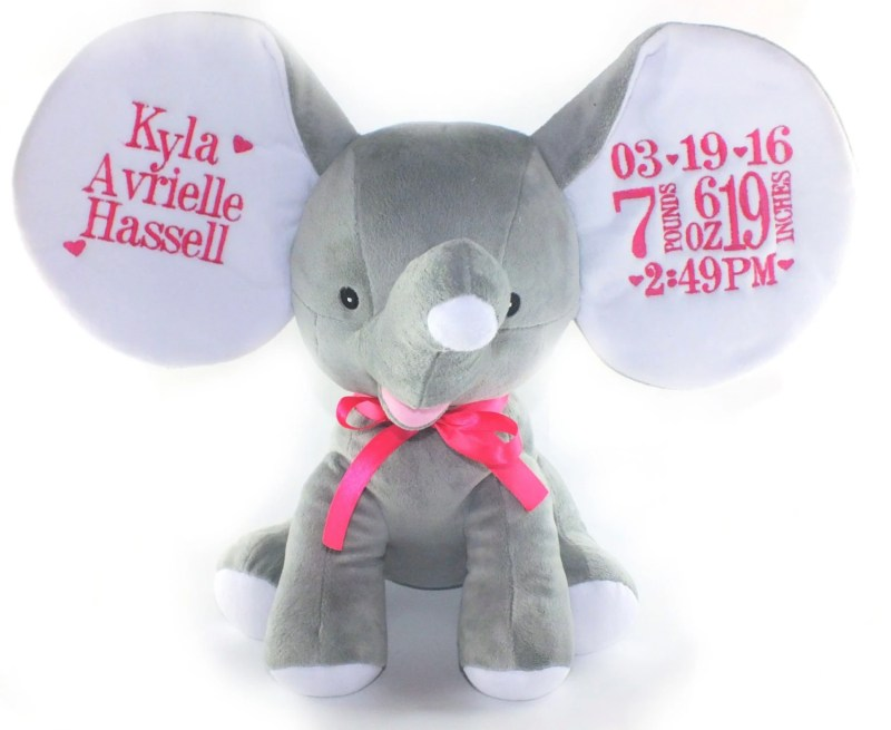 Large Of Personalized Baby Gifts
