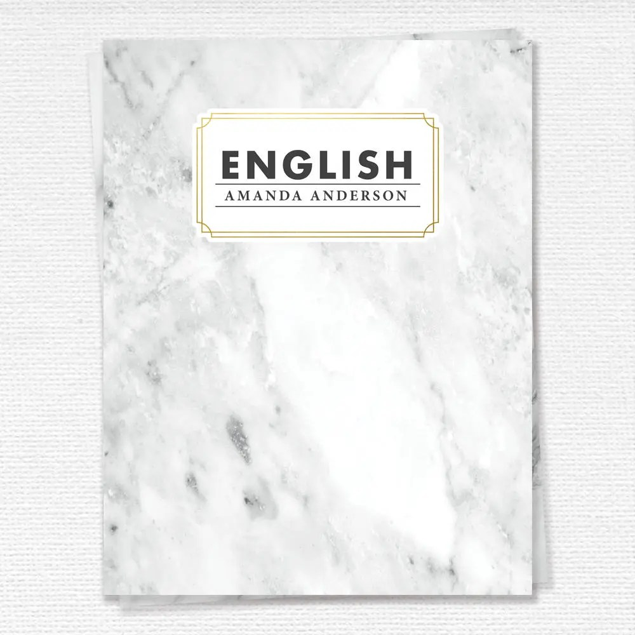 english binder cover - Apmayssconstruction