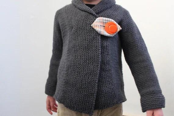 Knit Shawl Collar Erieairfair