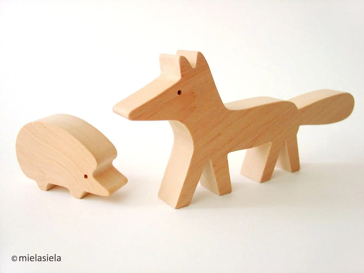 Organic wooden toy Animals from all over the world Wooden - free business report template