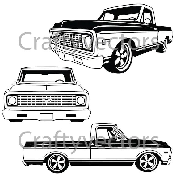1970 chevrolet pick up