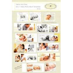 Small Crop Of Baby Photo Album