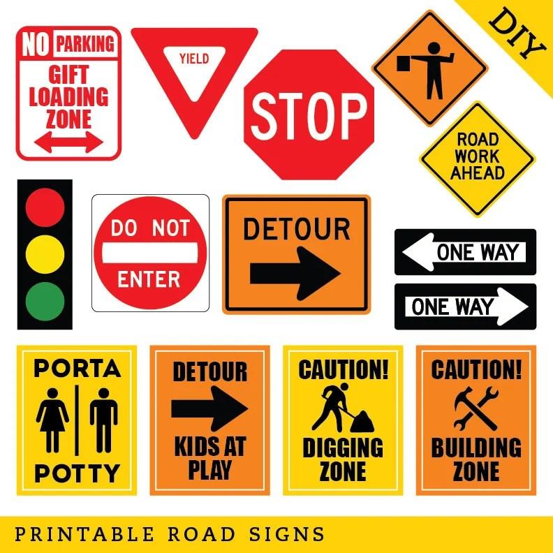 printable signage - Kubrakubkireklamowe
