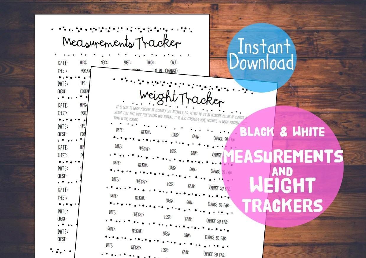 measurements to track weight loss - Apmayssconstruction