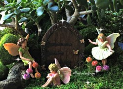 Small Of Fairy Garden Flowers