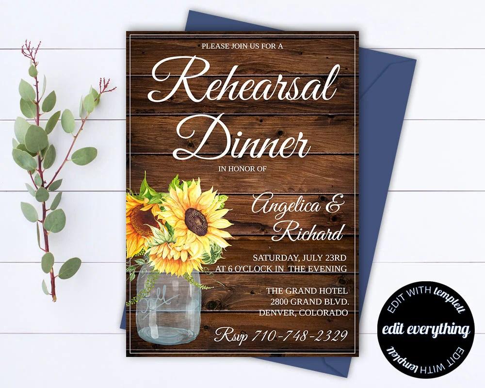 wedding invitations list template
