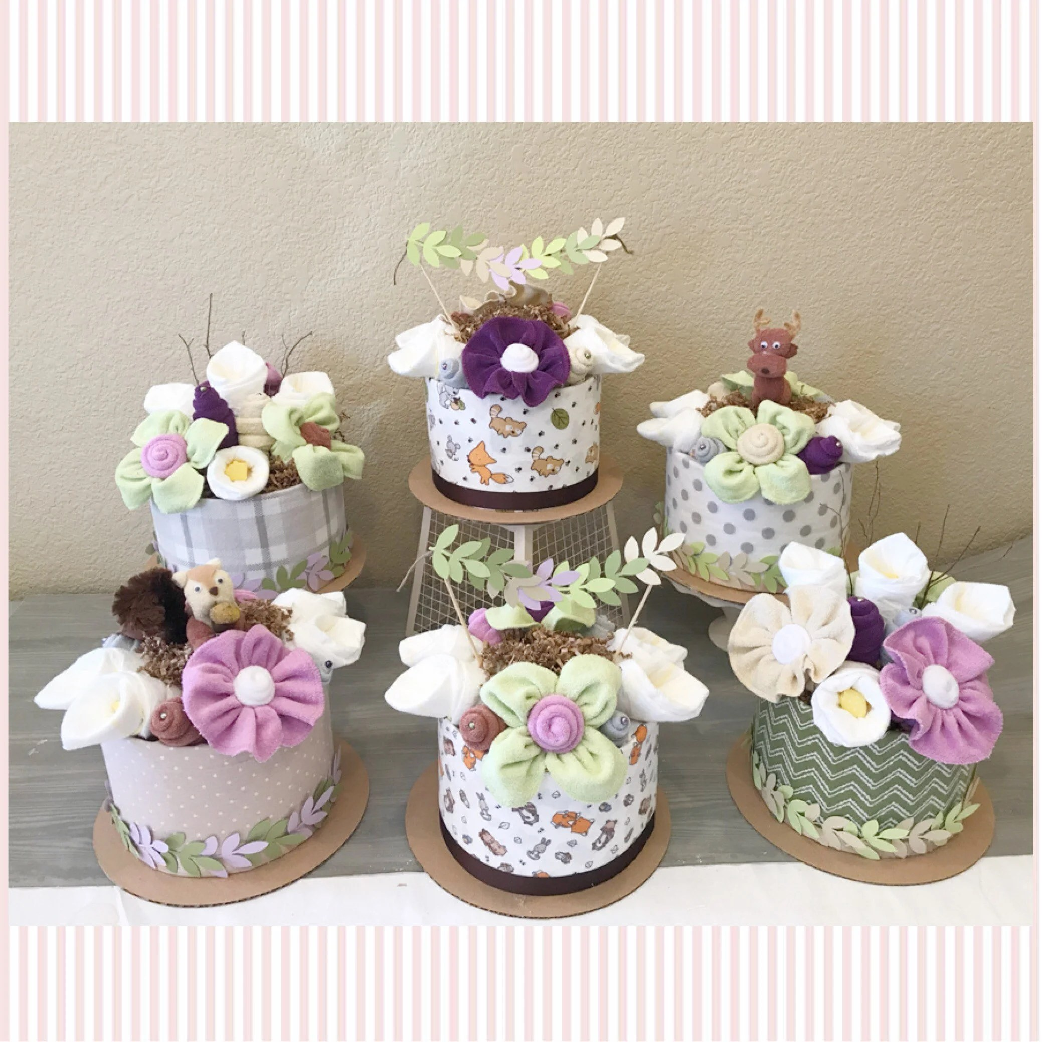 Fullsize Of Woodland Baby Shower