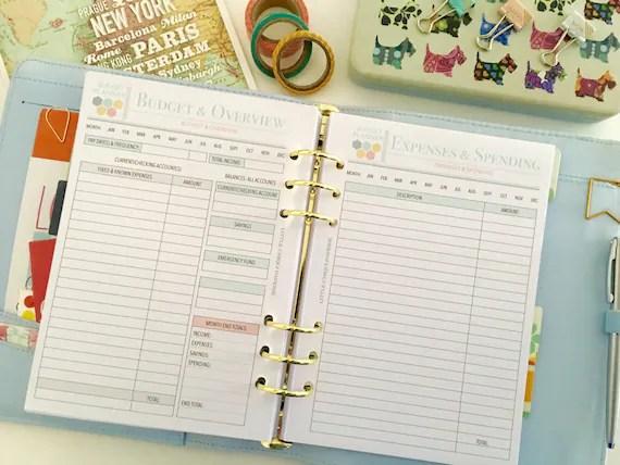 budget planner books - Josemulinohouse