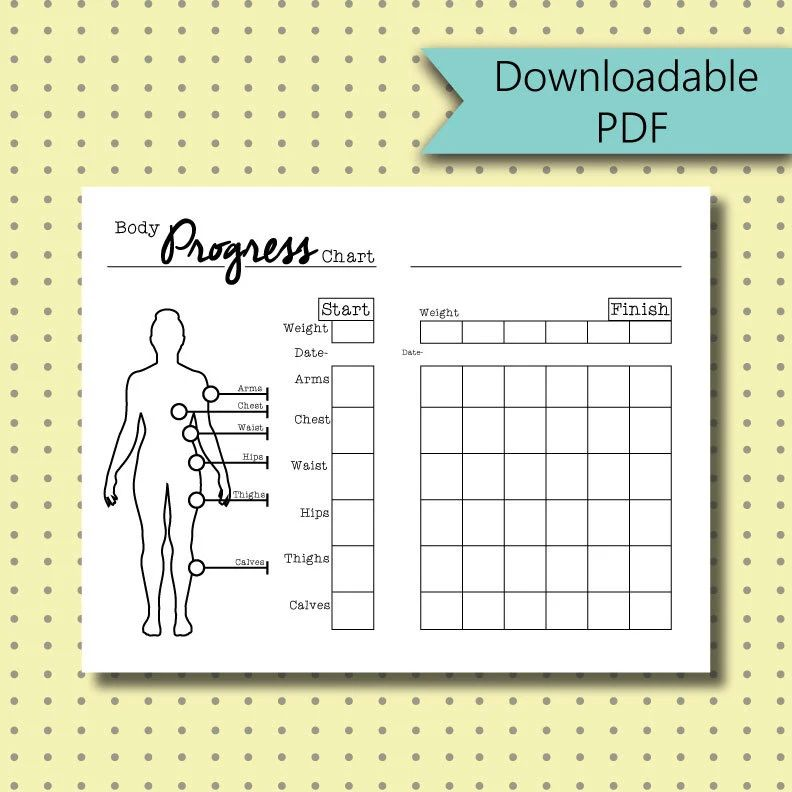 body measurements tracker