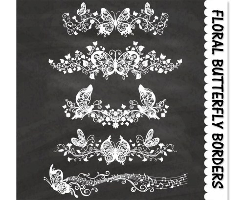 Medium Of Lace Border Png