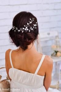 Wedding hair piece   Etsy