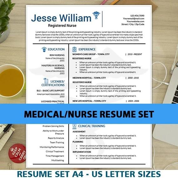 modern nursing resume - Akbagreenw