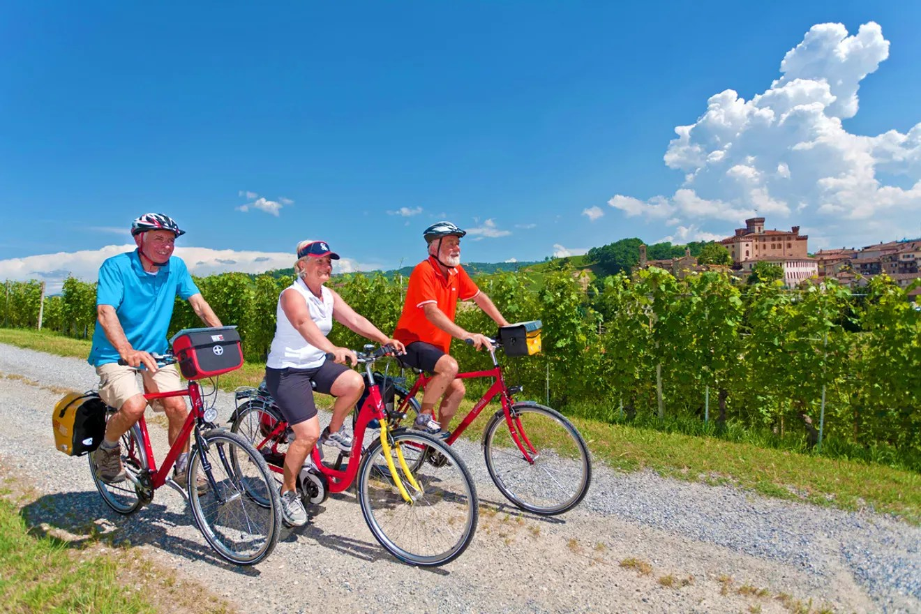 Cycle Tour In Piedmont Based In One Hotel Eurobike
