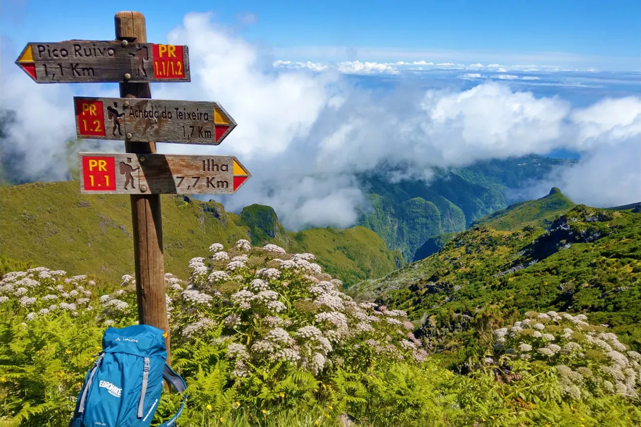 Https Www Eurohike At En Destinations Walking Holidays Portugal Around Madeira 8 Days