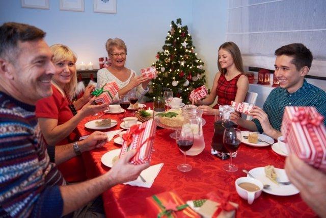 Que las relaciones familiares no te amarguen la Navidad