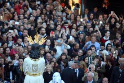 Una agencia internacional de noticias emitirá en directo la Semana Santa malagueña a medios del ...