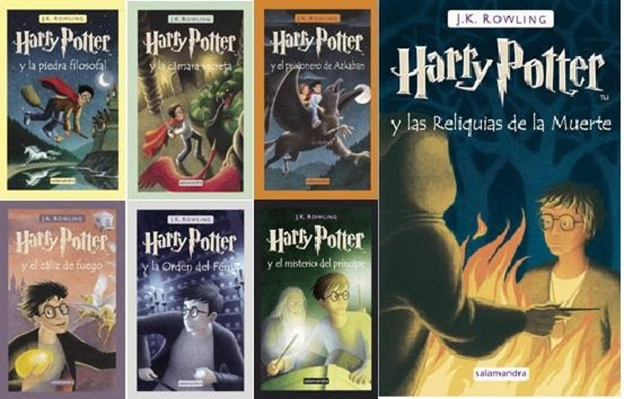 Harry Potter Libro 1 9 Errores De Los Libros De Harry Potter Que Quizás