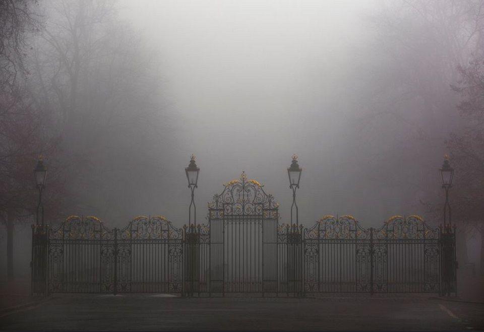 Fall Wooded Wallpaper Mystisches London Im Herbstlichen Nebel Easyvoyage
