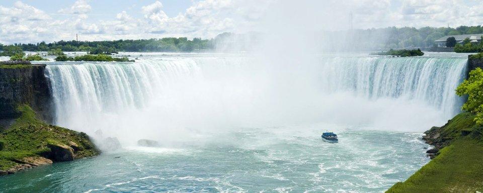 Niagara Falls Wallpaper Nature Les Chutes Du Niagara Ontario Canada