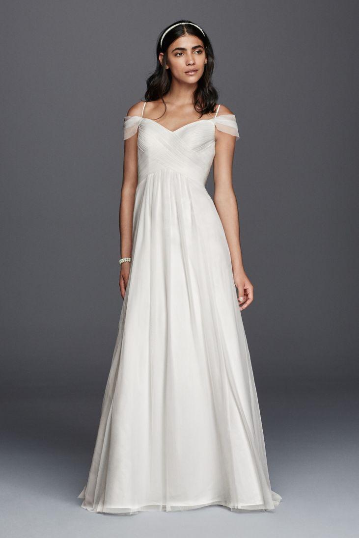wedding dresses christchurch second hand second hand wedding dress Tulle A Line Wedding Dress