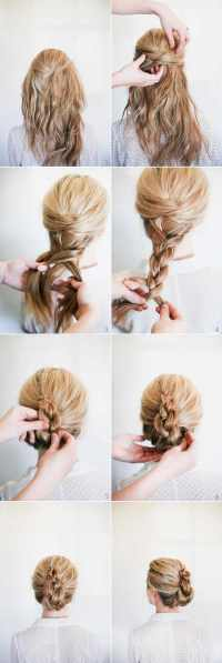 10 Easy Wedding Updo Hairstyles Step by Step - EverAfterGuide
