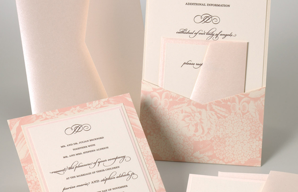 What Is the Standard Wedding Invitation Size? - EverAfterGuide