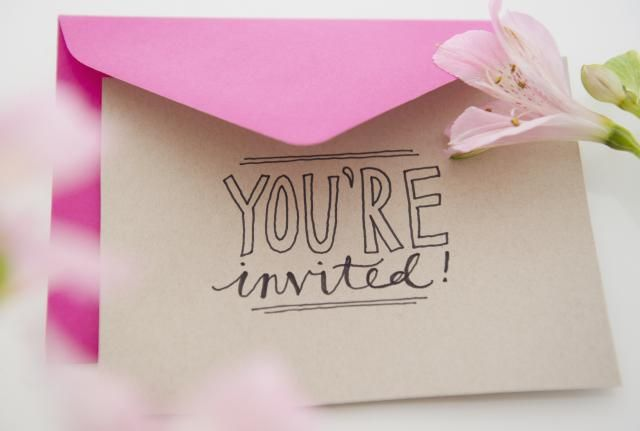 Rsvp Etiquettes How To Refuse Wedding Invites