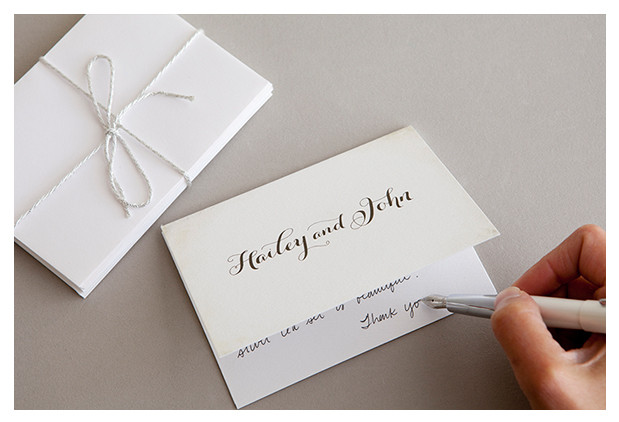 Wedding Thank You Etiquette 101 - EverAfterGuide