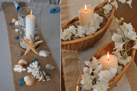 Easy and Fun: Beach Themed Bridal Shower Ideas ...