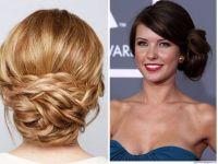 Wedding Hairstyles Messy Side Bun - HairStyles